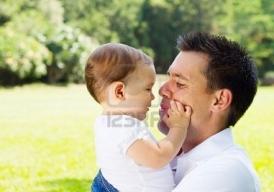 Een wijze en liefdevolle vader
