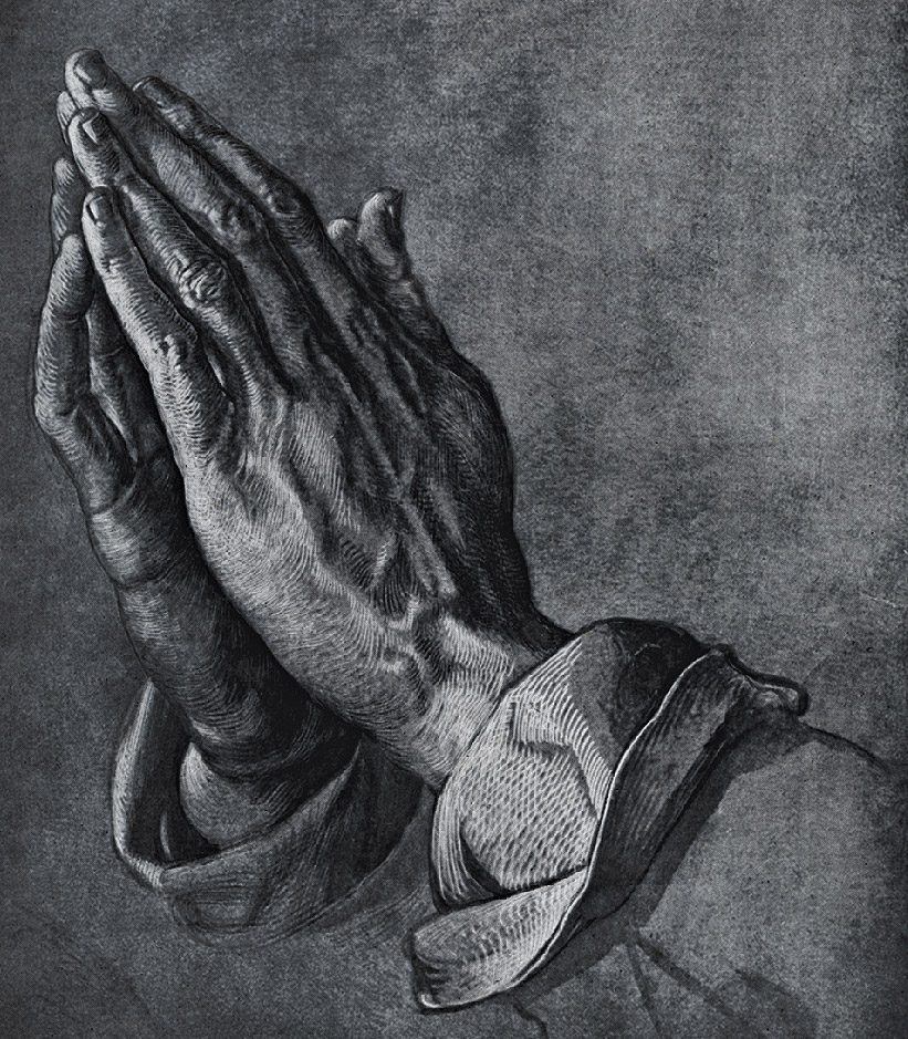 biddende handen albrecht durer