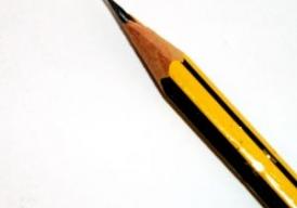 Het potlood